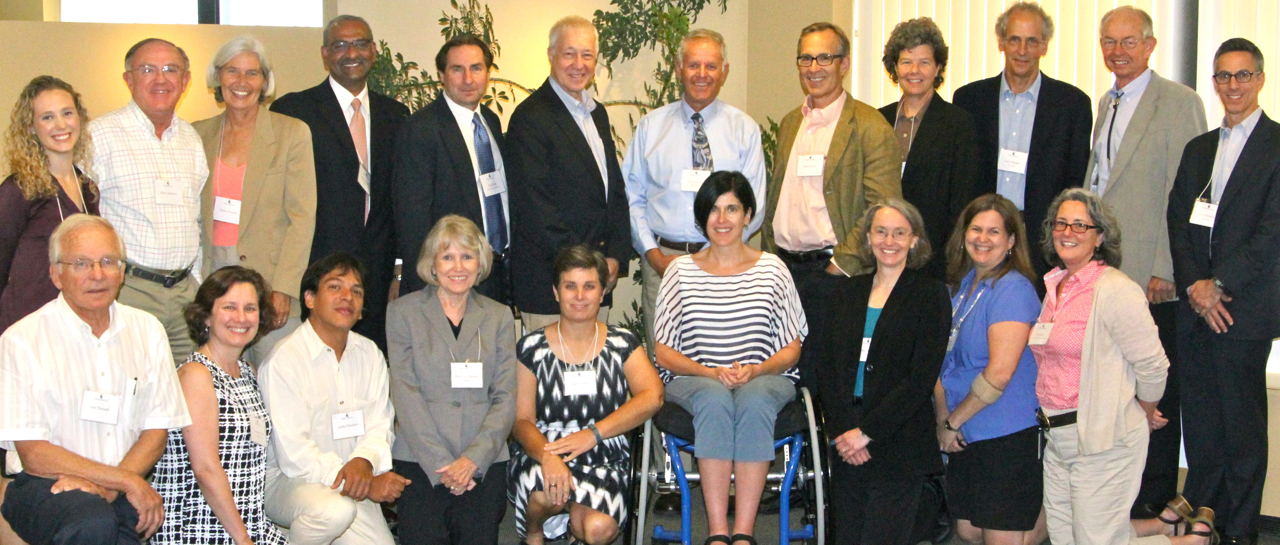 The NatureServe Board of Directors met with our Executive Team at the August 2014 board meeting.