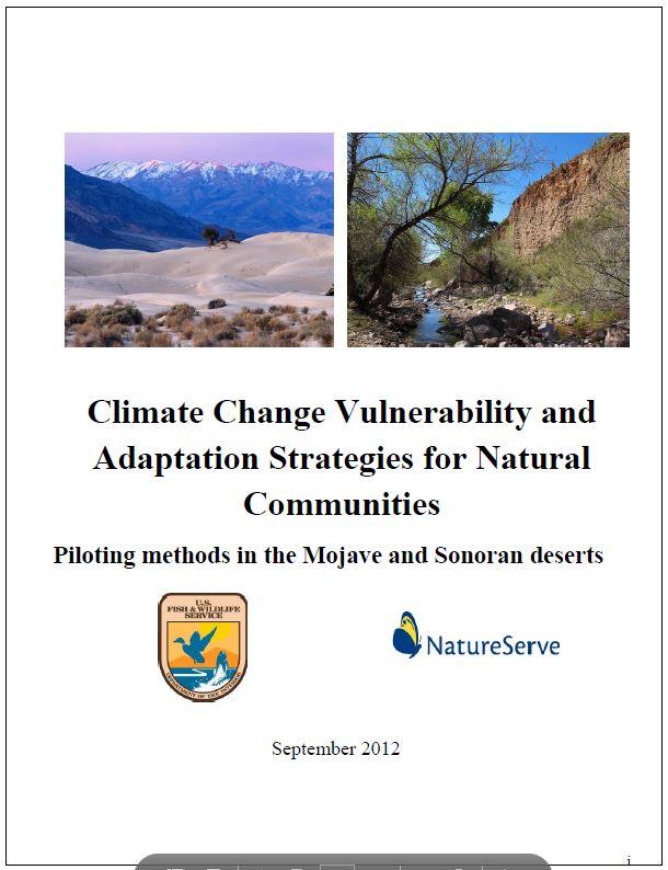 England biodiversity strategy climate change adaptation