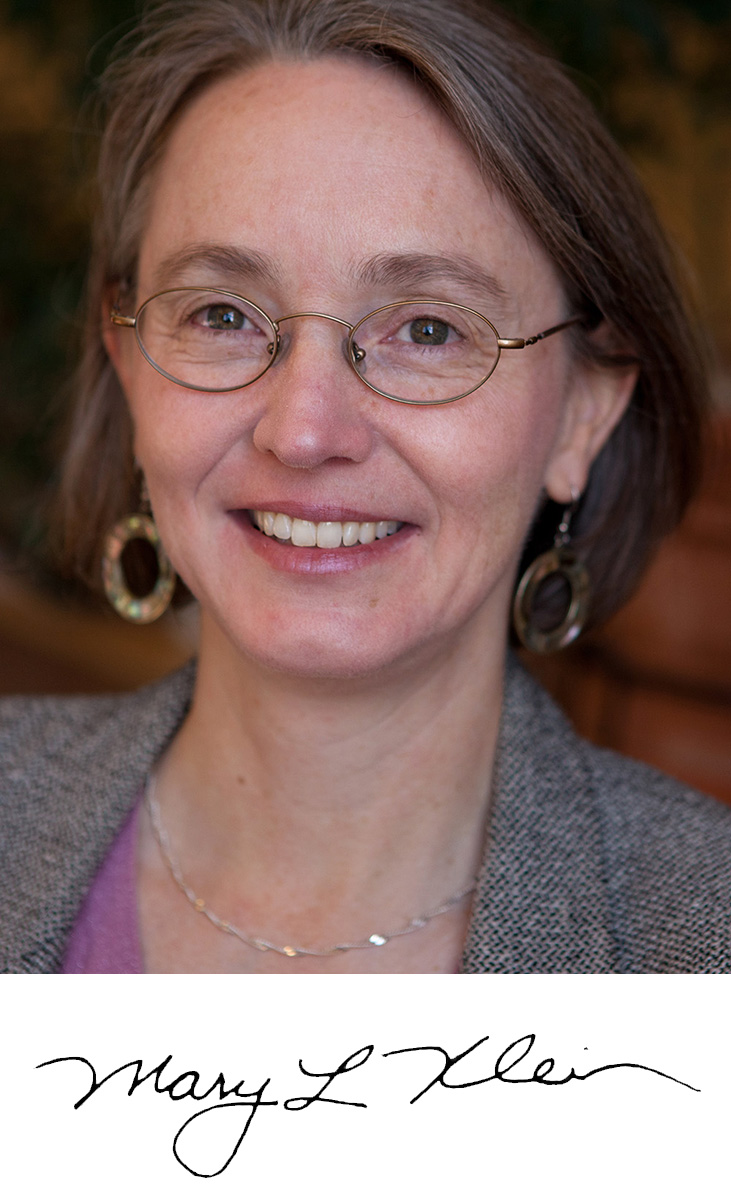 Mary L. Klein. President and CEO of NatureServe