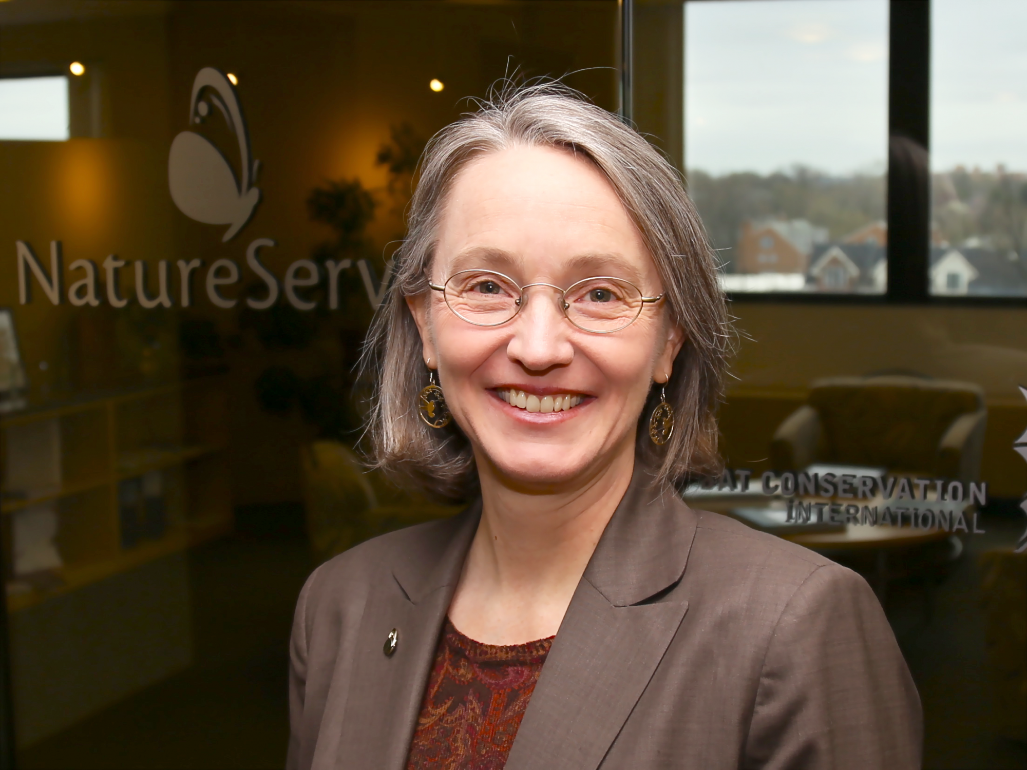 NatureServe President & CEO Mary Klein