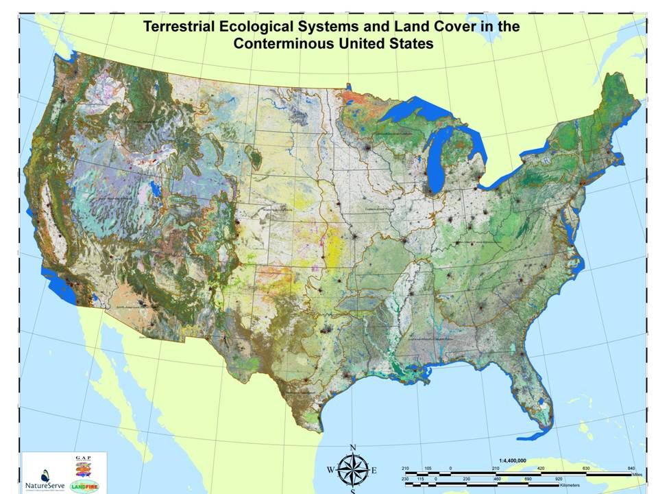 Terrestrial Ecological Systems of the United States | NatureServe