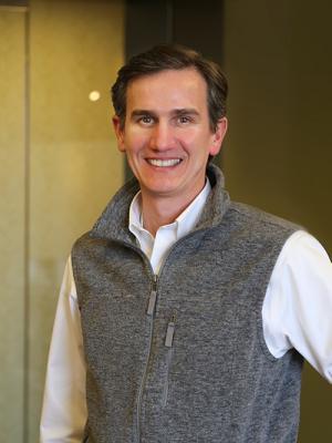 Stephen Crochet, Vice President for Development
